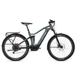 VÉLO ÉLECTRIQUE 2021 FLYER E-Bike Goroc3 4.10 Bleu