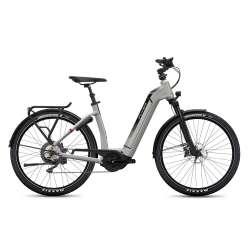 VÉLO ÉLECTRIQUE 2021 FLYER E-Bike Gotour6 5.40 Gris