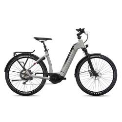 VÉLO ÉLECTRIQUE 2021 FLYER E-Bike Gotour6 7.03 Gris
