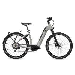VÉLO ÉLECTRIQUE 2021 FLYER E-Bike Gotour6 7.10 Gris