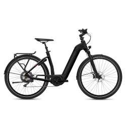 VÉLO ÉLECTRIQUE 2021 FLYER E-Bike Gotour6 7.10 Noir