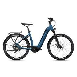 VÉLO ÉLECTRIQUE 2021 FLYER E-Bike Gotour6 7.12 XC Bleu