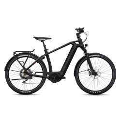 VÉLO ÉLECTRIQUE 2021 FLYER E-Bike Gotour6 7.12 XC Noir
