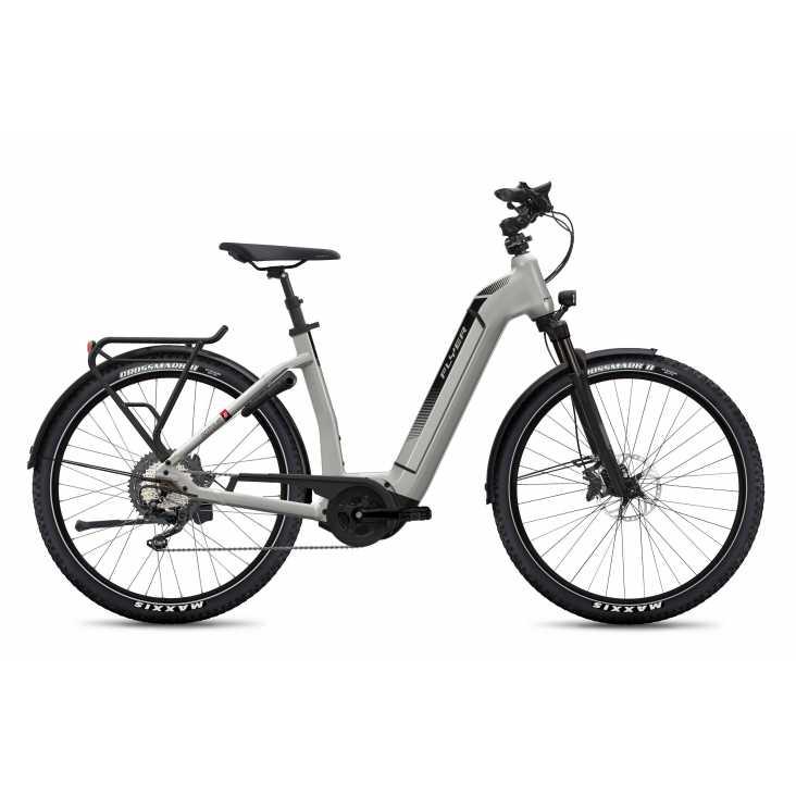 VÉLO ÉLECTRIQUE 2021 FLYER E-Bike Gotour6 7.12 XC Gris