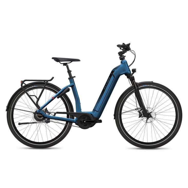 VÉLO ÉLECTRIQUE 2021 FLYER E-Bike Gotour6 7.43 Bleu