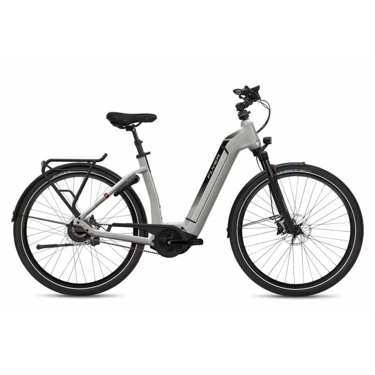 VÉLO ÉLECTRIQUE 2021 FLYER E-Bike Gotour6 7.83 Gris