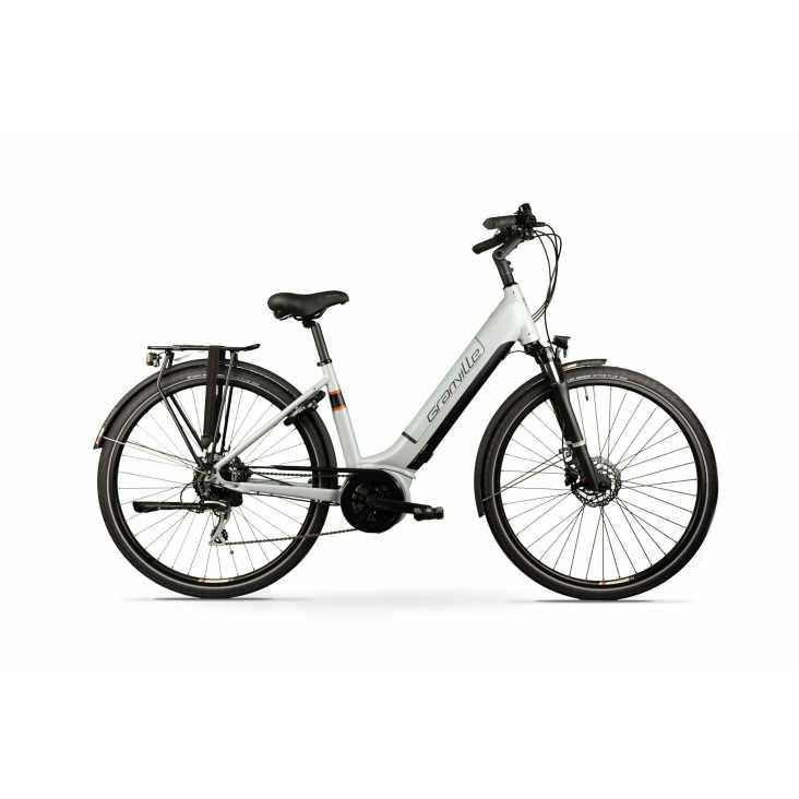 VÉLO ÉLECTRIQUE 2021 GRANVILLE E-Excellence 30 Blanc