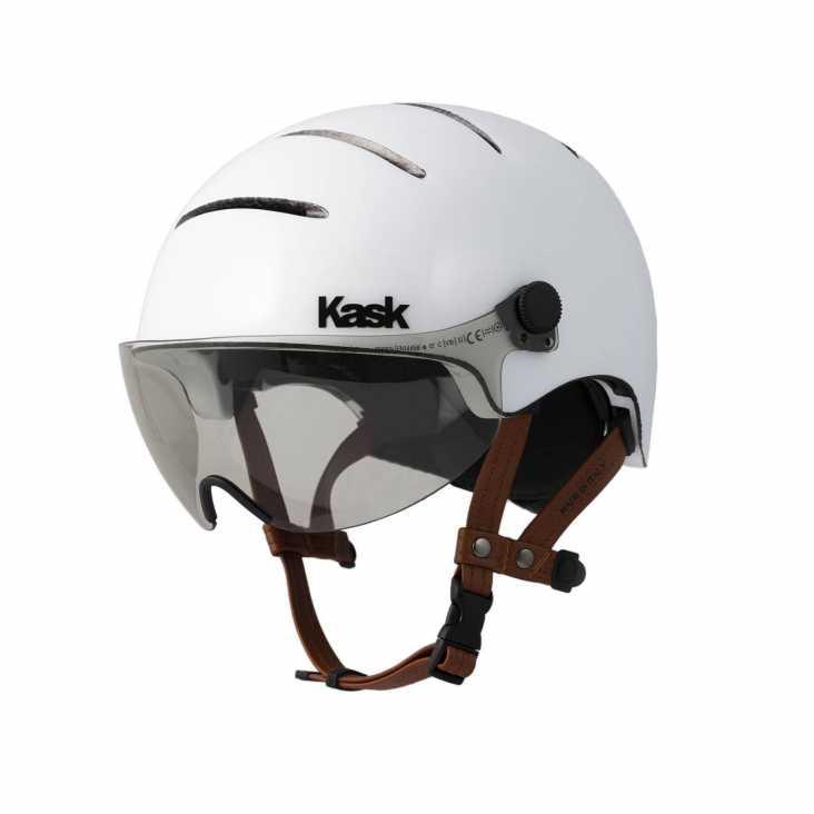 Casque Vélo KASK Lifestyle Blanc
