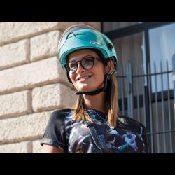 Casque Vélo KASK Lifestyle Bleu Emotion