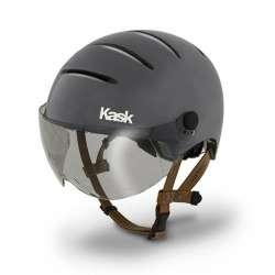 Casque Vélo KASK Lifestyle Gris Noir
