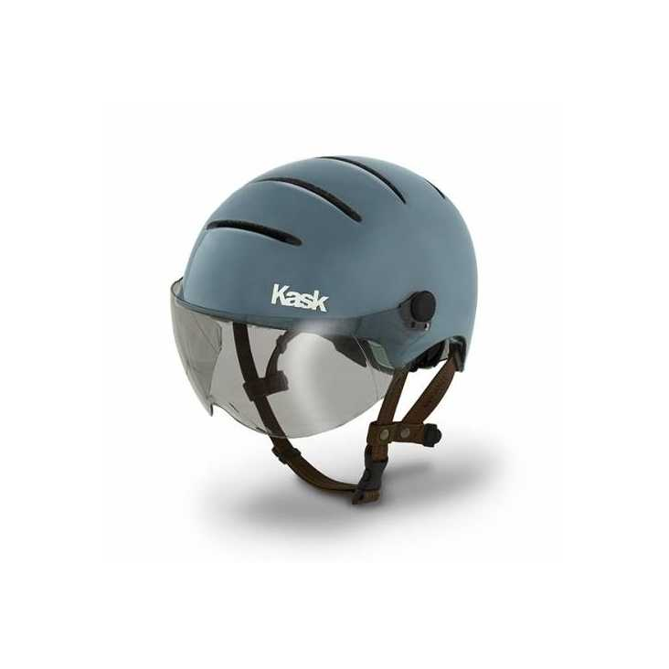 Casque Vélo KASK Lifestyle Gris Bleu