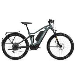 VERSION DUAL BATTERY - VÉLO ÉLECTRIQUE 2021 FLYER E-Bike Goroc3 6.50 Bleu