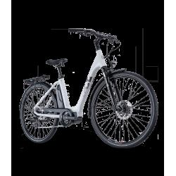 Vélo Électrique 2021 Husqvarna Eco City 1 Blanc