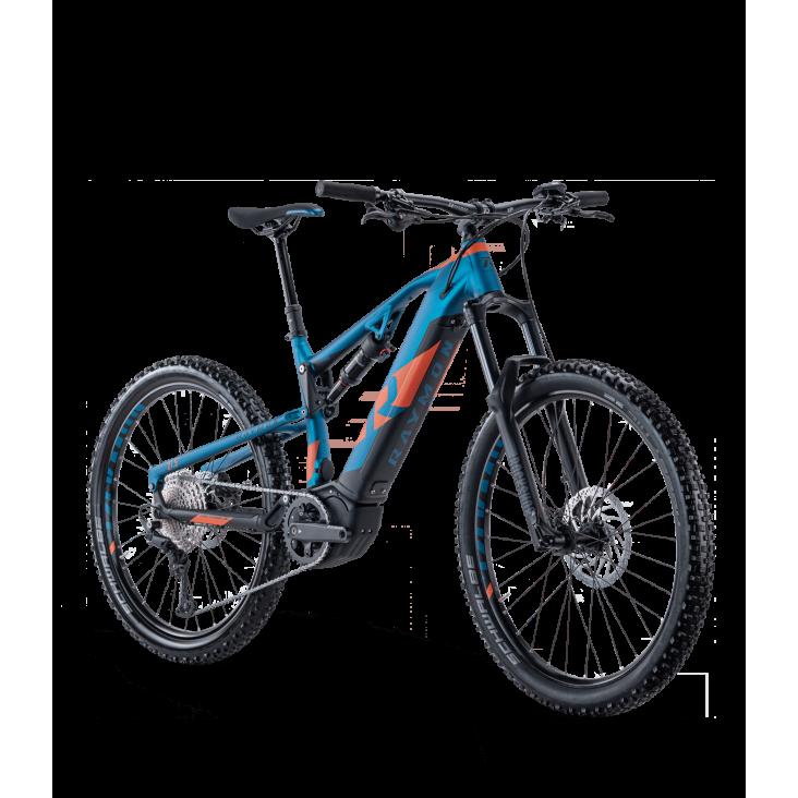 VTT Électrique 2021 R RAYMON FullRay E-Seven 7.0 Bleu