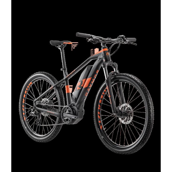 VTTAE Électrique 2021 R RAYMON HardRay E-Seven 3.0 Noir/Orange