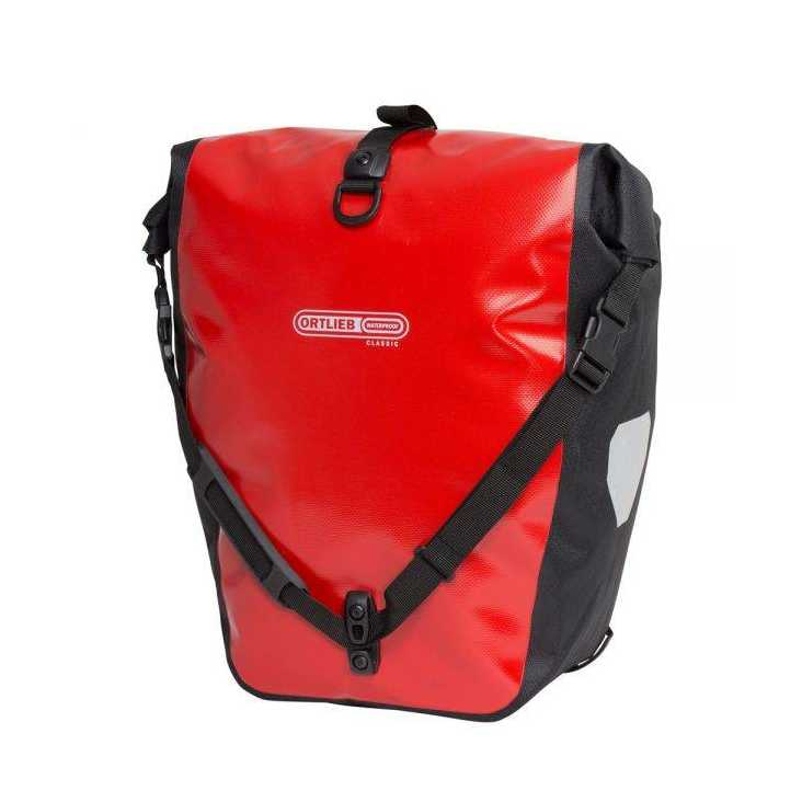 ORTLIEB Sacoche Étanche Back-Roller Classic ROUGE