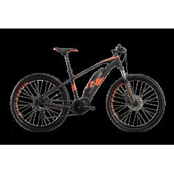 VTTAE Électrique 2021 R RAYMON HardRay E-Seven 3.0 Noir/Orange Côté